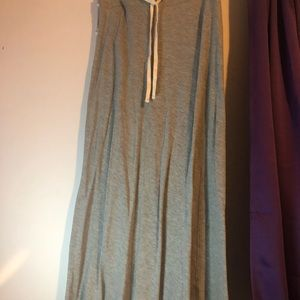 Dresses & Skirts - Long Grey skirt